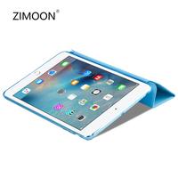 Zimoon For IPad Case Soft Side Silicone Case For IPad 2 3 Case 9 7 Inch