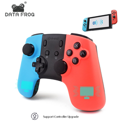 Data Frog Wireless Bluetooth Game Controller For Nintend Switch Gamepad Joystick For PC Games Joystick For Android Phone