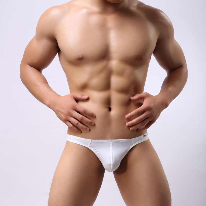 مثير سيور الرجال الملابس الداخلية T-الخلفي الجليد الحرير G-سلسلة الرجال الحقيبة طنجة الملابس الداخلية هومبر سراويل سروال الذكور سراويل بيكيني cueca