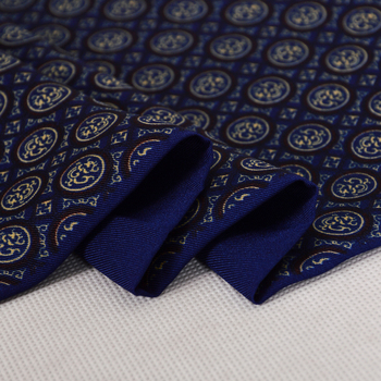 [BYSIFA] 2018 New Brand Men Scarves Autumn Winter Fashion Male Warm Navy Blue Long Silk Scarf Cravat High Quality Scarf 170*30cm 3