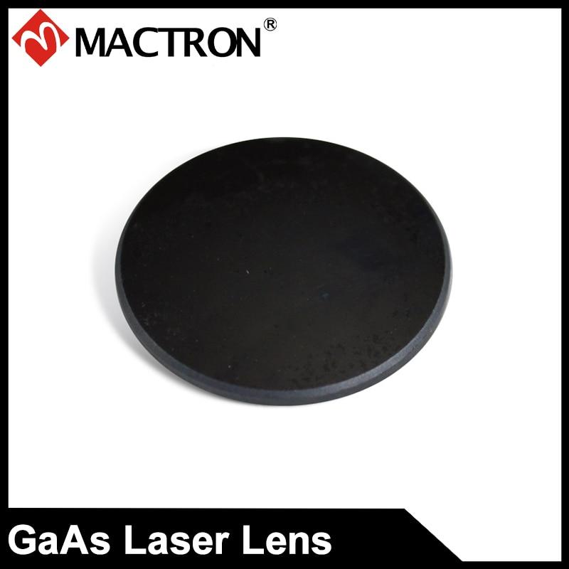 20MM GaAs Laser Optical  Lens, 63.5mm Focusing