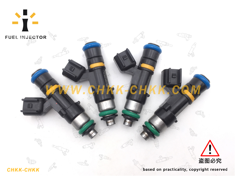 Car Styling Fuel Injector Nozzle:0280158117 For 62lb 650cc EV14 High Impedance Flow-Matched-47-50-lb-hr Auto Spare Part