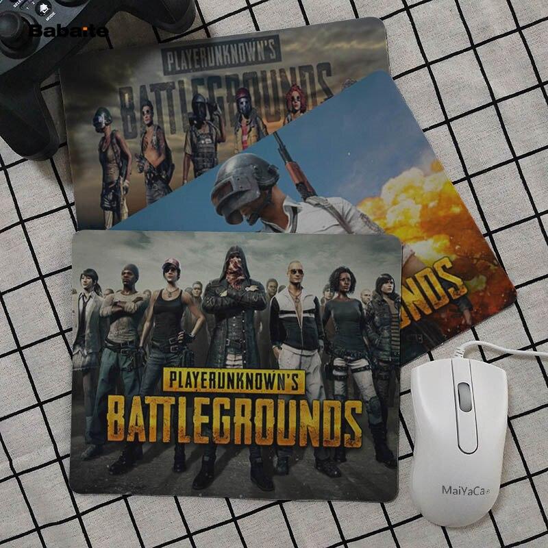 Babaite Boy Gift Pad playerunknowns battlegroundsPUBG Keyboard Gaming MousePads Top Selling Wholesale mouse