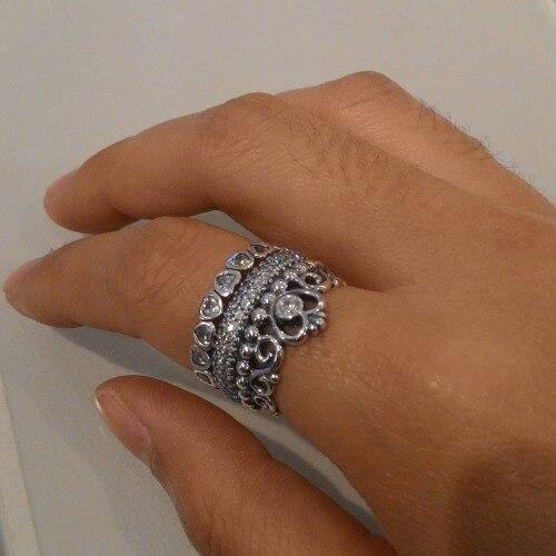 Crown Pandora Ring