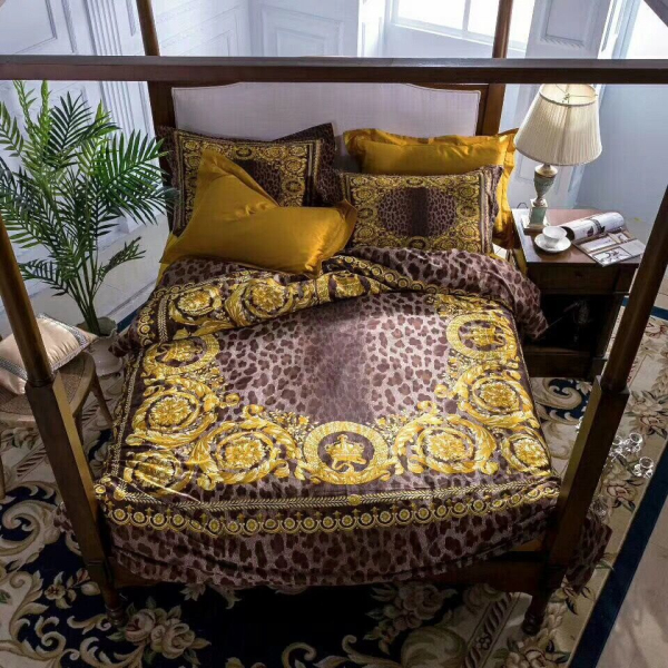 High End Luxury Royal French Italy Design Rococo Print