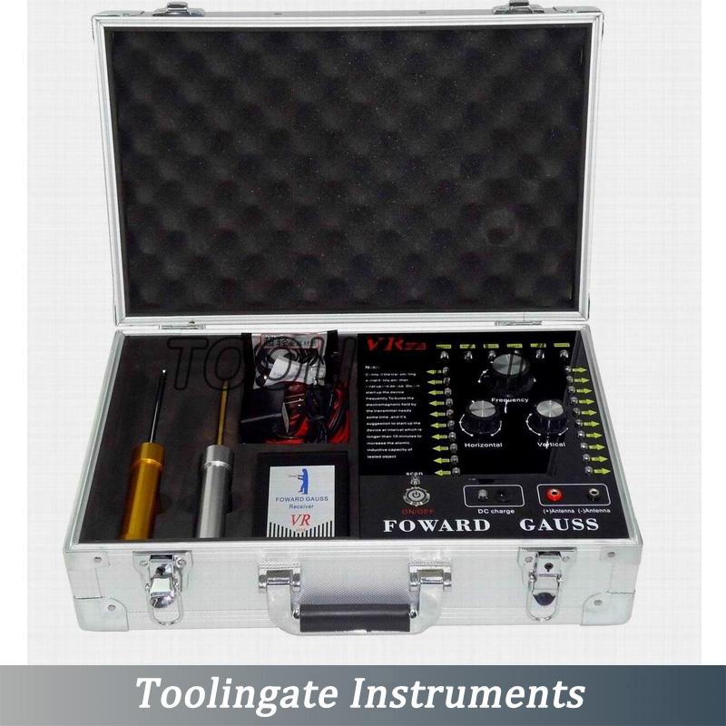 New version VR3000 Metal Detector Long Range Gold Silver Copper Lead Tin Diamond professional treasure finder