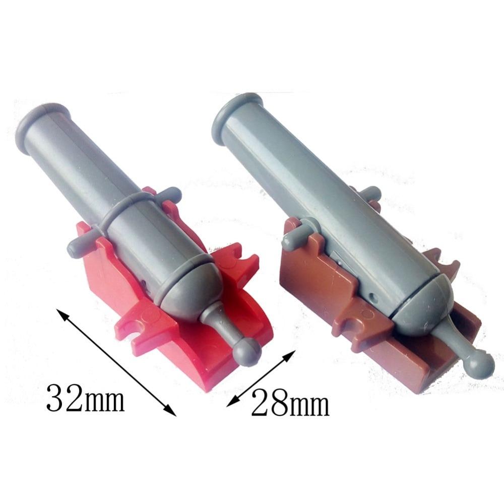 2527 Weapon Cannon Shells For Figure Land Force Accessory Bricklink DIY Building Block Brick Assemble Particles Brickset