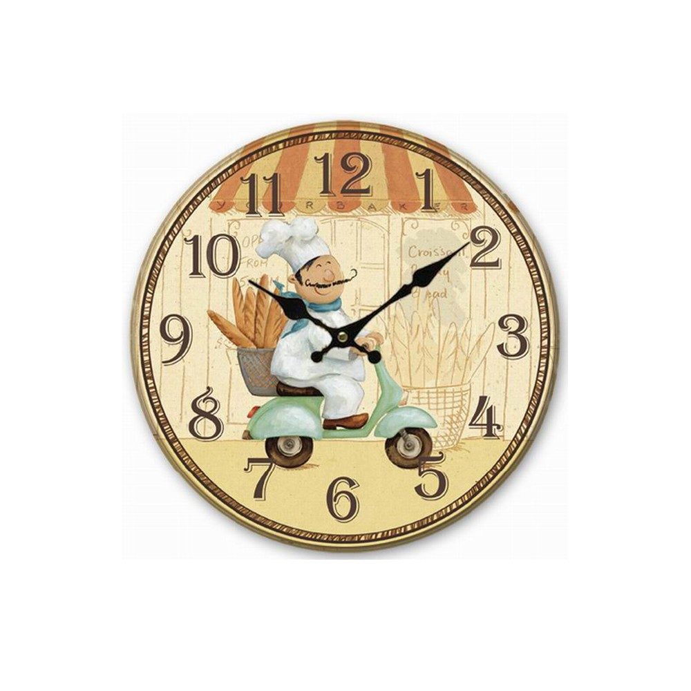 Compare Prices On Country Kitchen Clocks- Online Shopping