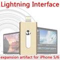 ГОРЯЧИЕ Новые OTG USB Flash Drive Для Iphone, 2.0 32 ГБ 64 ГБ Смартфон Флешка Pendrive 64 ГБ 128 ГБ 512 ГБ Реальная Емкость Подарок