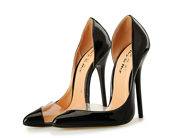 Are 6 inch fetish pumps pointed toe idea