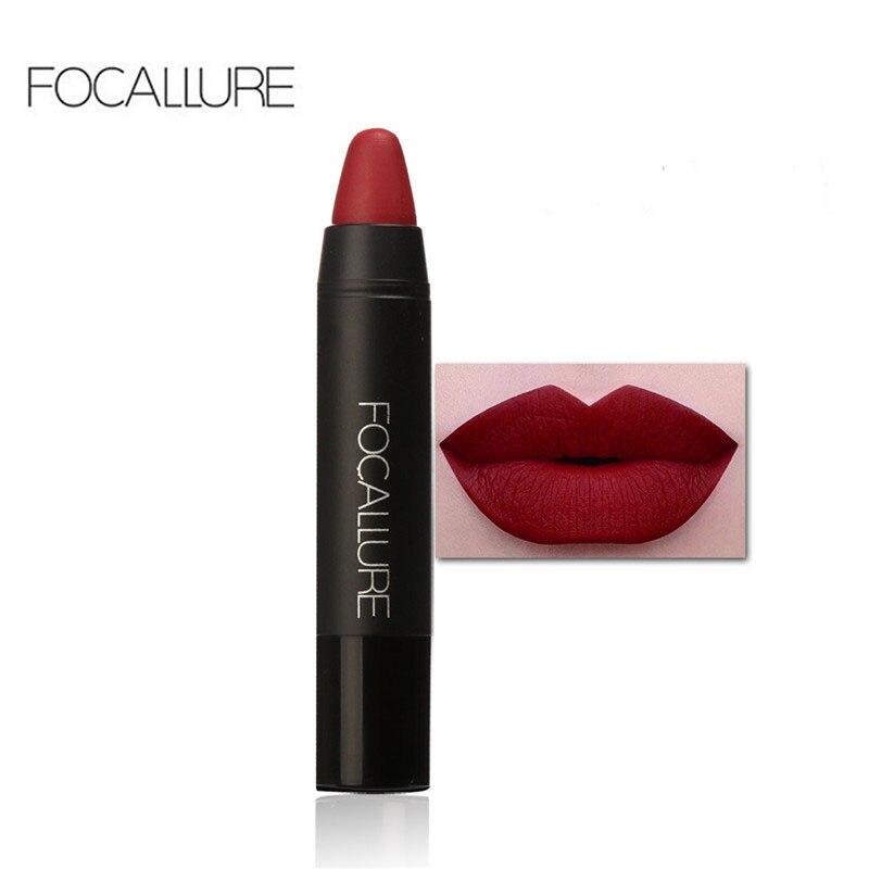 Long Lasting Cosmetics Lip Liquid Pencil Matte Lipstick Lip Gloss Makeup Hot