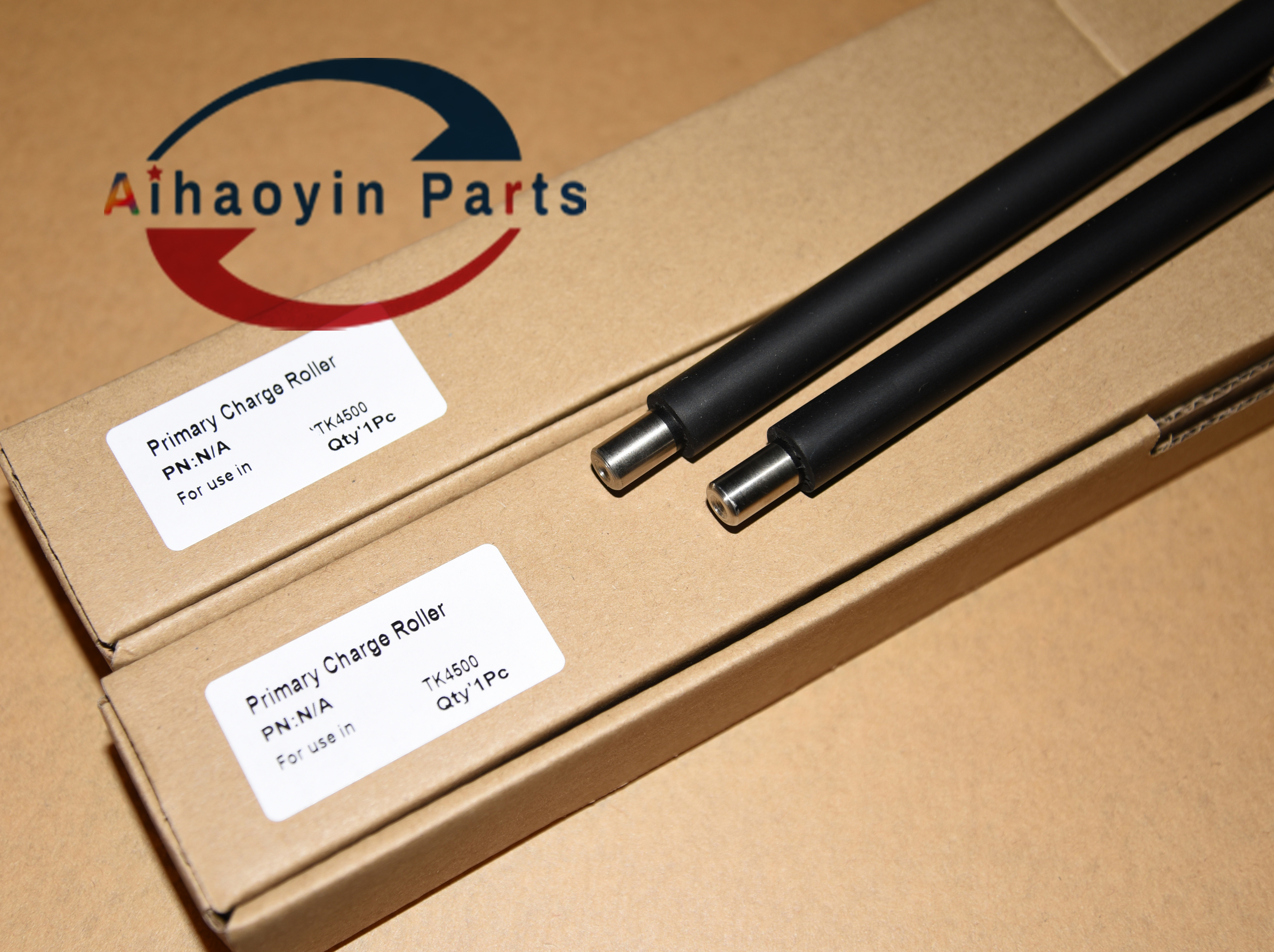 1pcs new  Charger Primary Charge Roller PCR for Kyocera TASKalfa 3050ci 3051ci 3550ci 3551ci 4550ci 4551ci 5550ci 5551ci 6550ci|Printer Parts| |  - title=