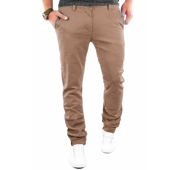 Male New Arrived Long Joggers Pants Fashion Hip Hop Skinny Pants For Man Solid Color Pants Male Streetwear Trousers 2018