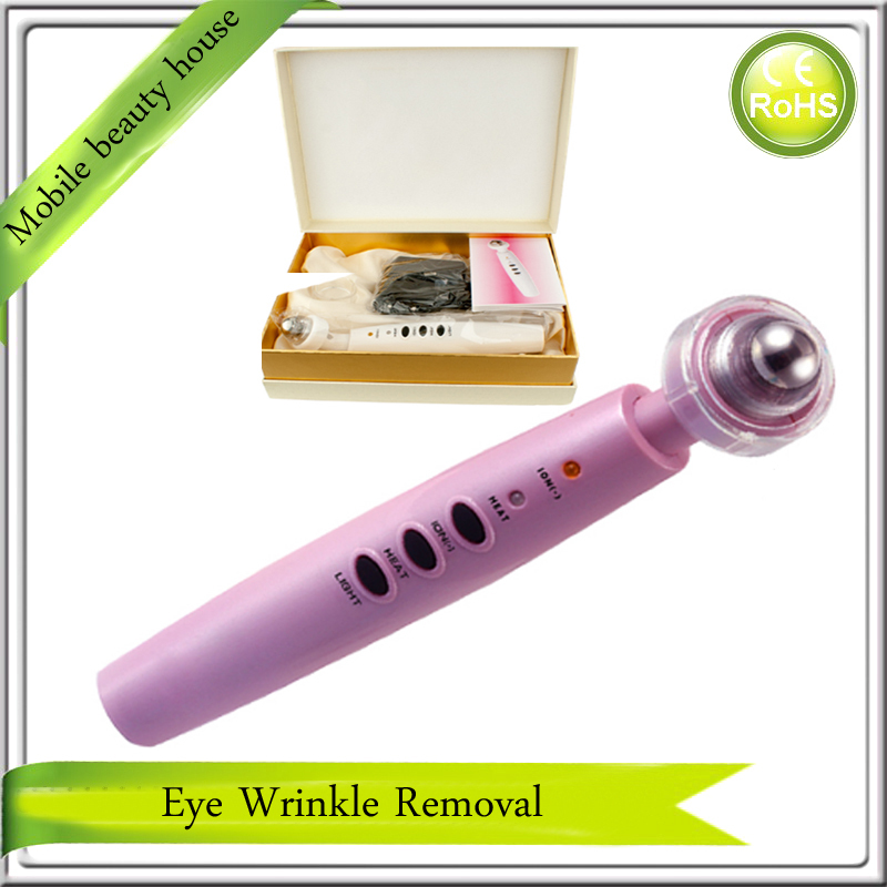 Rechargeable Photon Galvanic Ionic Bio Microcurrent Heat Therapy Eye Wrinkle Eye Pouch Eraser Beauty Massager Pen Free Shiping analytical and numerical approximation solution of bio heat equation