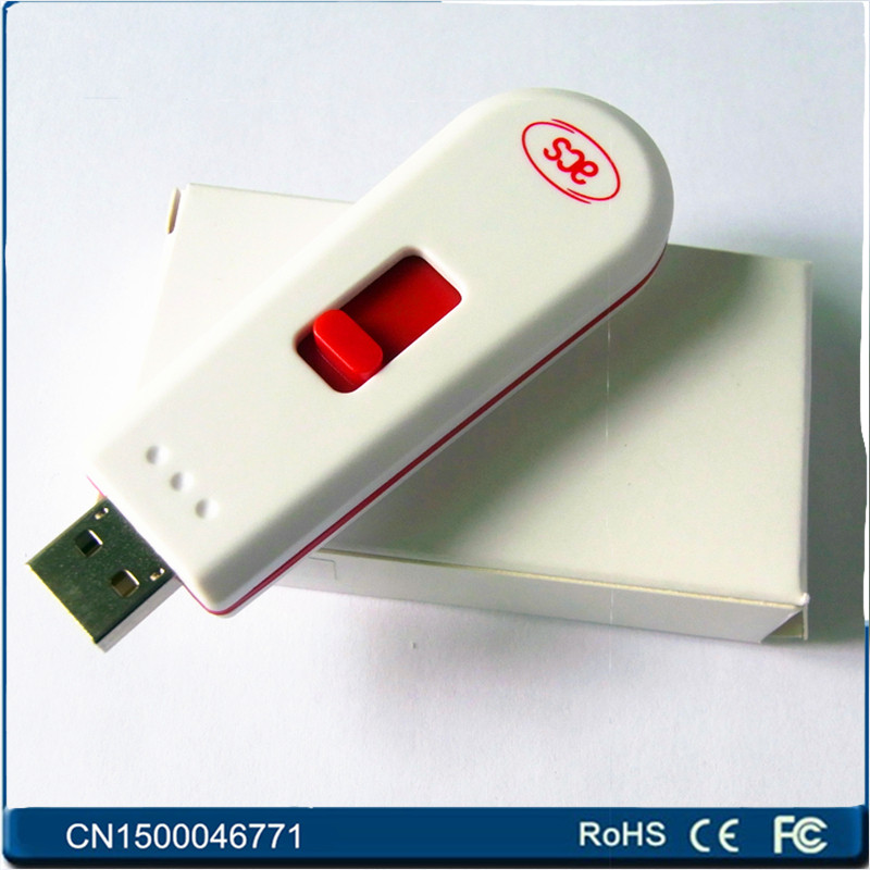 New Portable ACR122T USB RFID NFC Contactless Smart Card