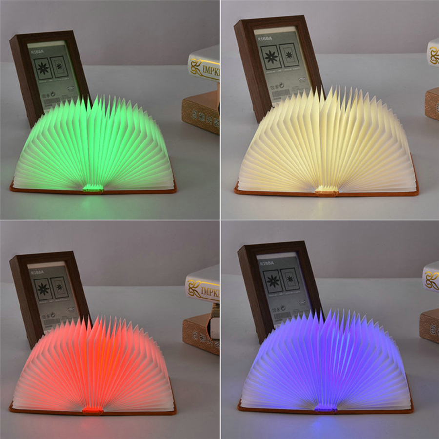 Creative-LED-Booklight-Foldable-Pages-LED-Book-Shape-Night-Light-Four-Colors-Glowing-Gift-Light-for (1)