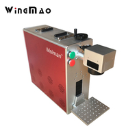 CE/FDA Certificate Approved 30w CNC Fiber Laser Marking Machine For Jewellery