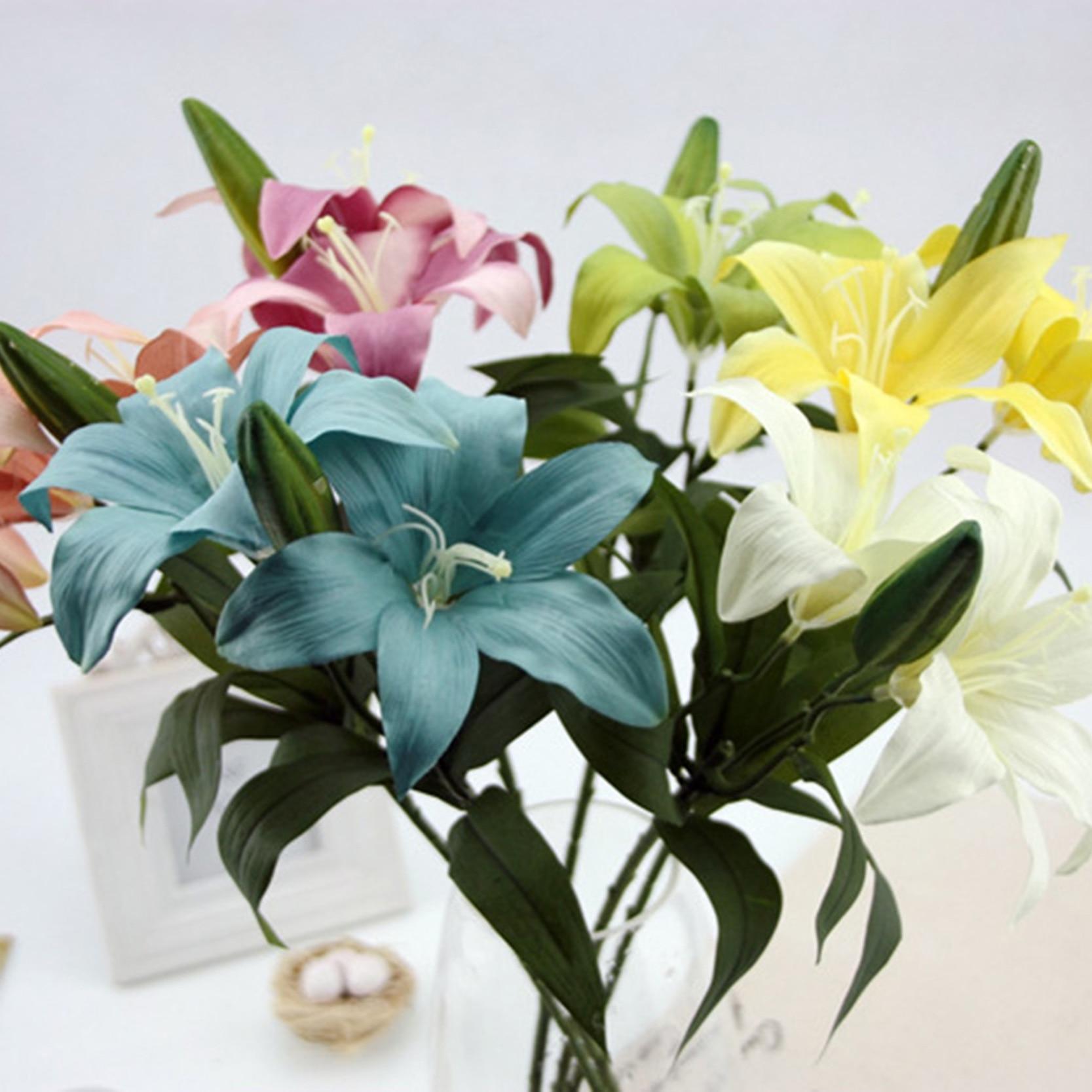online get cheap wedding decoration lilis flowers aliexpress, Beautiful flower