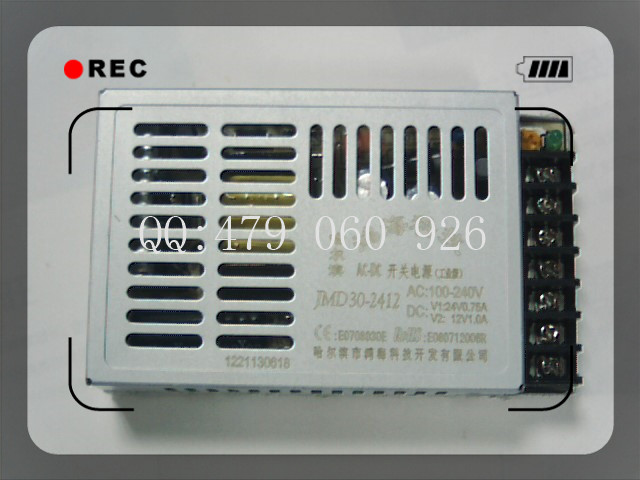 [JIYUAN] 30W JMD30 2412 24V0.75A 12V1A switching power supply two isolated 3PCS/LOT