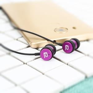 Image 4 - 2019 nowy NICEHCK ezudio D4 w ucho słuchawki 10mm Titanizing membrana dynamiczny jednostka HIFI metalowe słuchawki słuchawki douszne z mikrofonem