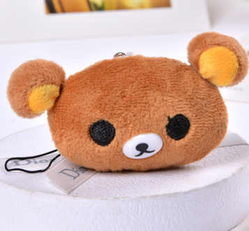 Kawaii мульти-выбор мини 3 см Тоторо, кот и т. д. Плюшевый подарок игрушка, набитая плюшевая нить брелок игрушка кукла, мягкие игрушки для букета