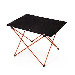 Image 2 - Taşınabilir katlanabilir katlanır masa 4 ila 6 kişi masası kamp barbekü yürüyüş seyahat açık piknik 7075 alüminyum alaşımlı Ultra işık