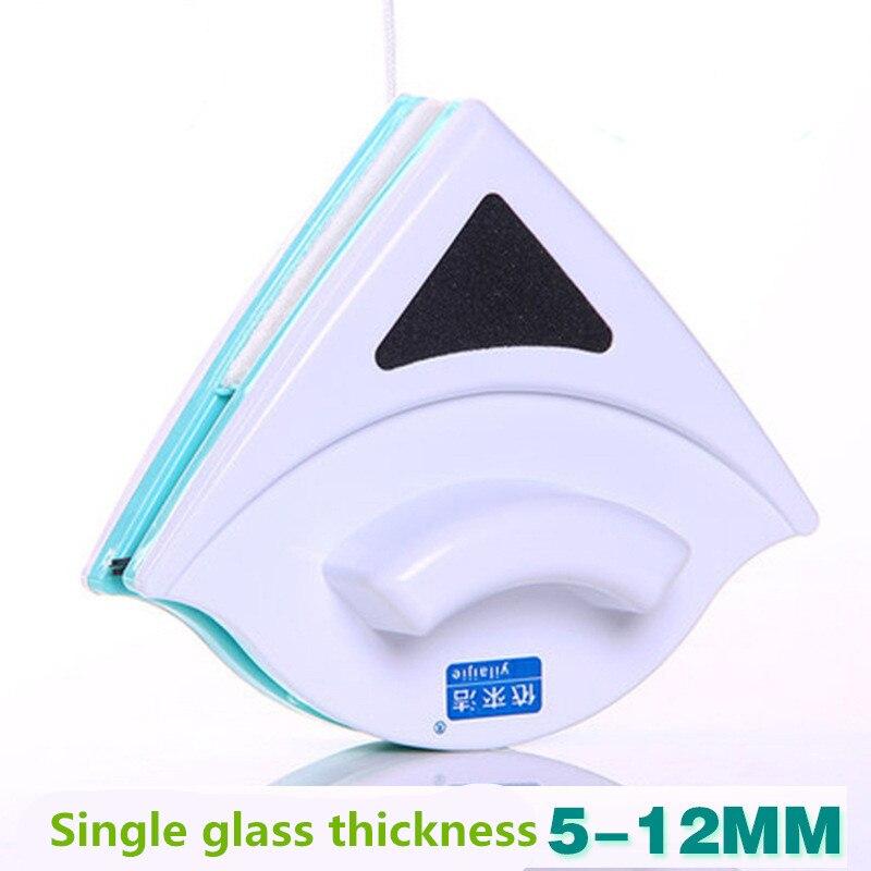 2017 Nieuwe Thuis Schoon Gereedschap 6-12 Mm Dubbelzijdig Venster Glasreiniger Magnetische Glas Venster Vegen Schoner Glas Vegen Borstel Goede Metgezellen Voor Kinderen Evenals Volwassenen
