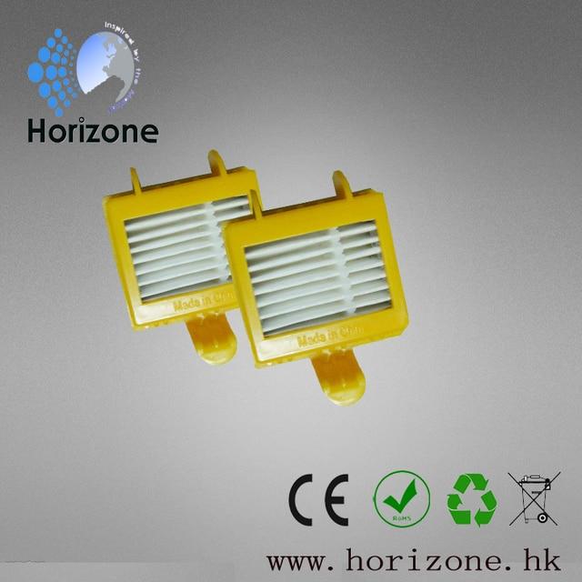 6 pcs HEPA Filter for  iRobot Roomba 700 Series 760 770 780 Vacuum Cleaner HEPA filter