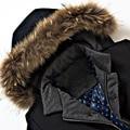 Thickened Fertilizer Long Hooded Padded Coat Jaqueta Feminina Inverno 4XL Men Winter Warm Coat Windbreaker  Parka Pluma Hombre