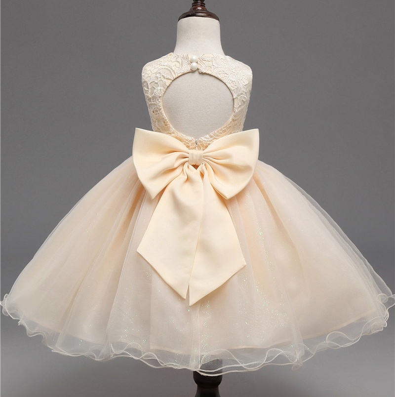 f457827df60a6 Aliexpress.com : Buy Baby Girl Kids Prom Gown Designs Party Dress For Girl  Children's Princess Costume For Kids Formal Vestidos Girl Ceremony Clothes  ...