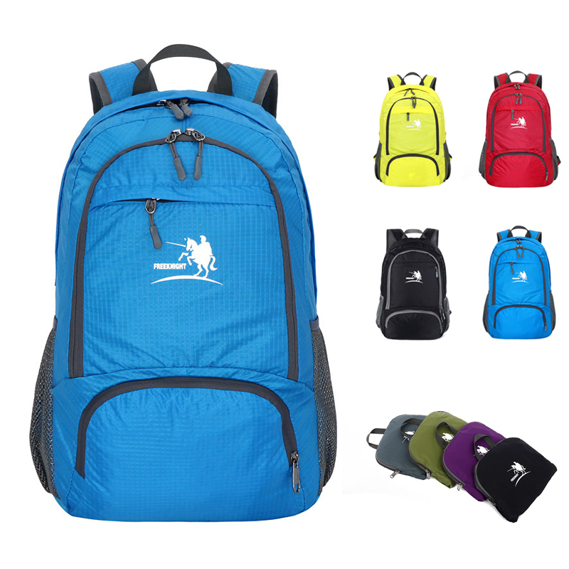Free Knight 25L Outdoor Hiking Backpack Sport Bag Lightweight Waterproof Nylon Backpack Travel Trekking Foldable Bag For Male