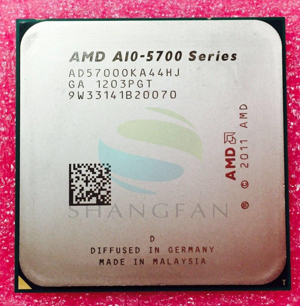 AMD A10 serii A10 5700 A10 5700 A10 5700K A10 5700K 3.4Ghz 65W Quad Core procesor CPU AD5700OKA44H gniazdo FM2 w Procesory od Komputer i biuro na AliExpress - 11.11_Double 11Singles' Day 1