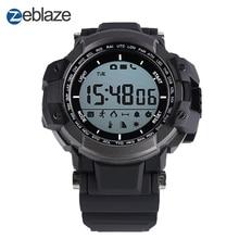 2017 New! Original Zeblaze MUSCLE Sports Smart Watch BT 4.0 Waterproof Smartwatch Pedometer Smart Health Wearable Devices