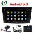 For Opel Astra H Vectra Corsa Zafira B C G J Quad Core 2din Android 6.0.1 Car multimedia DVD Raio gps Navigation  AUDIO STEREO