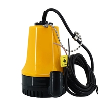 Bilge Pump, 12V  Micro- Dc Immersible Submersible Agricultural Irrigation Portable Electric Water Removal Pump