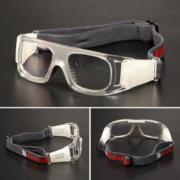 ae1b1fceb Professional Children Crianças Óculos Esportivos óculos de Armação de  Prescrição Esporte Ao Ar Livre Bola de Futebol Basquete Óculos De Segurança  para ...