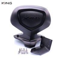 Для YAMAHA XMAX250 XMAX300 XMAX400 XMAX 250 300 400 X MAX скутер заднего сиденья кронштейн Спинки Хвост верхняя коробка чехол крышка защита