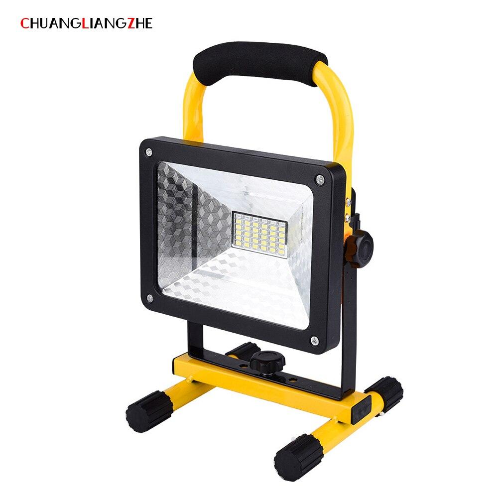 CHANGANGIANGZLED3 archivo fuerte reflector de luz al aire libre caza buscar trabajo luz 18650 batería recargable iluminación impermeable