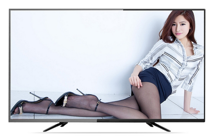 New 4k Fashion Promotional 65 75 85 95 inch led tv Screen television TV image