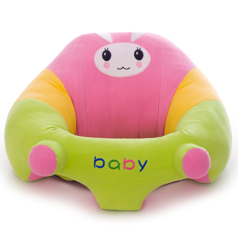 1PC Baby Support Seat Learn Sit Chair Safe Dining Chair Cushion Sofa Nursing Plush Pillow Seat Toys for 0-12 Months 2#