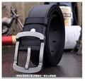 Men's belt belt leisure wild  prefix waistband Business  wave