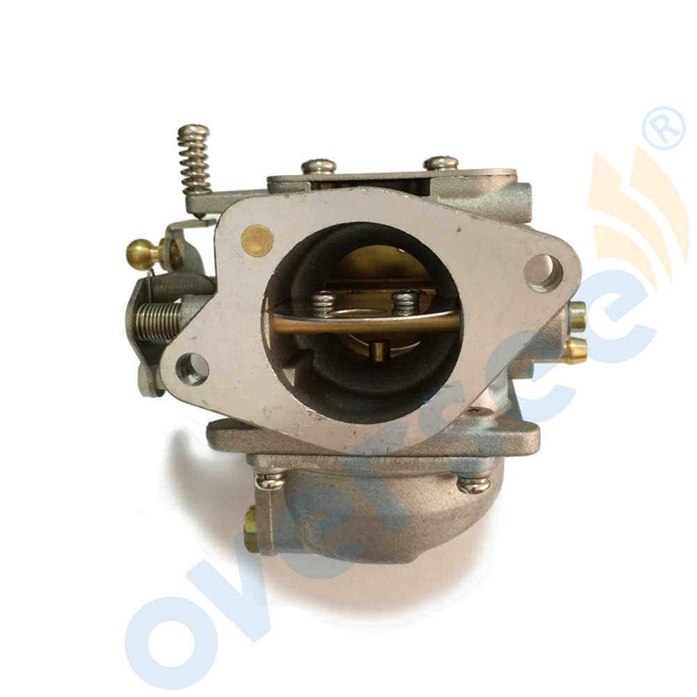 Atv,rv,boat & Other Vehicle 6k5-14301-03 Down Carburetor For Yamaha 60hp E60m Outboard Engine Parsun T60 Boat Motor Aftermarket Parts 6k5-14301-3