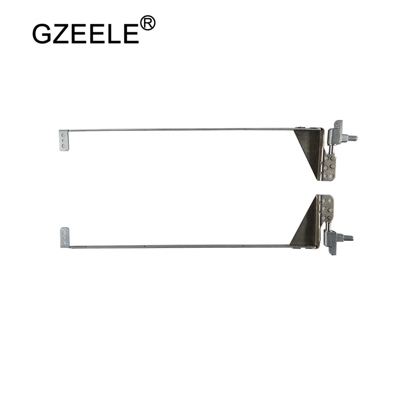 GZEELE new For ASUS F5 F5R F5RL F5SA F5SL F5SR F5V F5VI F5VL F5Z F5JR F5M F5C F5GL Left & Right LCD Laptop Hinges High-quality