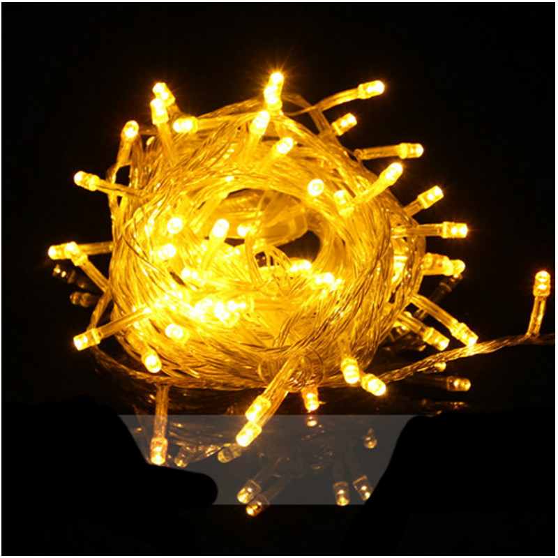 Led String Holiday Lamp Sale Outdoor 20M 200LED Light