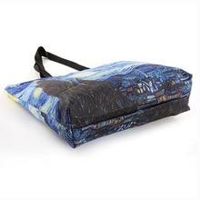 Starry Night Sky Printed Tote Bags