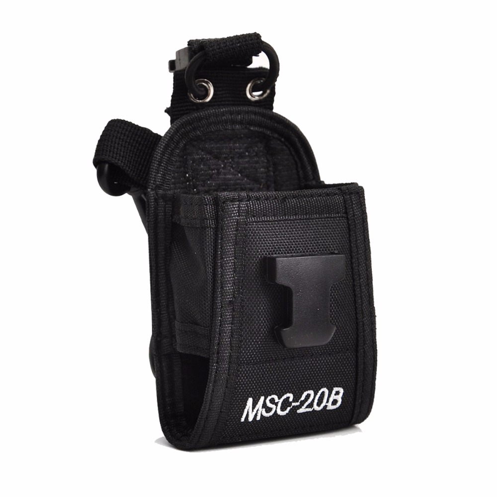 Protector Holder Case Pouch for Baofeng Motorola Kenwood Icom HYT Puxing