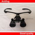 HOT SALE!! 2.5X & 420mm Binocular Medical Use Adjustable Dental Surgical Loupes with optical glass