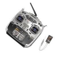 WFLY ET12 RC дистанционное управление передатчик с RF209S приемник 12CH 2,4 г экран сенсорный голос вещания