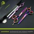 "5.5"" professional hair scissors hairdresser scissors barber razor shears ciseaux coiffure hairdressing scissors for sale tijeras"