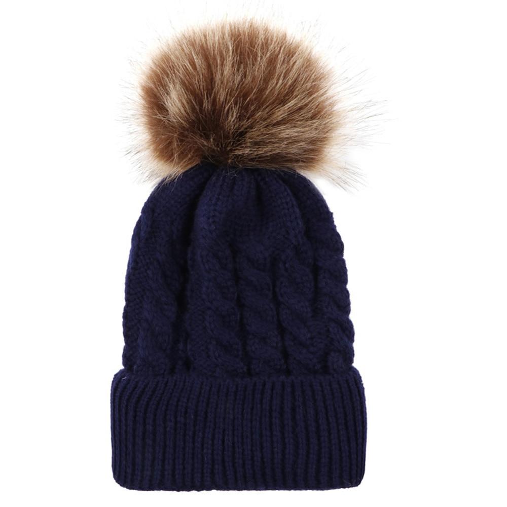 Winter Hats for Women   Beanie   Men   Skullies   Bonnets Cute Newborn Toddler Kids Baby Boy Girl Cotton Hat Winter Warm Cap invierno